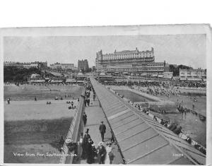 View from Pier, Southend-on-Sea 1919