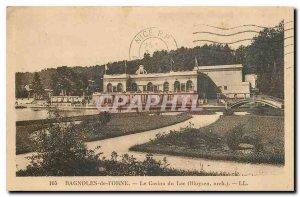 CARTE Postale Old Cars of the Orne Lake Casino