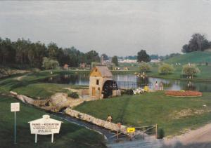 Scenic view,  Parks and Recreation,  Churchill Park,  Cambridge,  Ontario,  C...