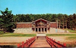 Minnesota Itasca State Park Brower Inn 1965