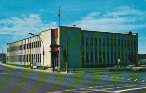 Canada Shawinigan Quebec Edifice Federal Montreal Quebec 1959