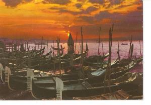 Postal 030504 : Venezia. Aurora al Molo S. Marco