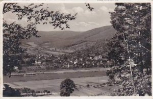 Germany Laudenbach am Main 1937 Real Photo