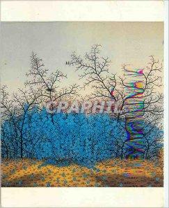 Postcard Modern Lackovic Croata Four Seasons Spring
