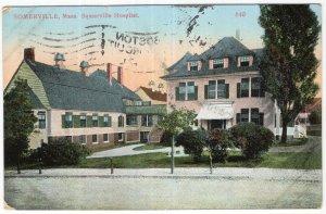 Somerville, Mass, Somerville Hospital