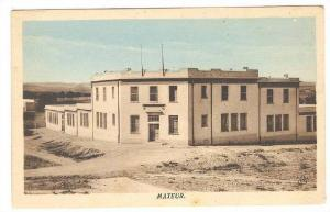 Two-Story Building in town of Mateur in Northern Tunisia, 10-20s