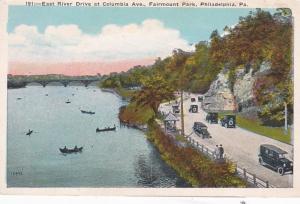 Pennsylvania Philadelphia East River Drive At Columbia Avenue Fairmount Park