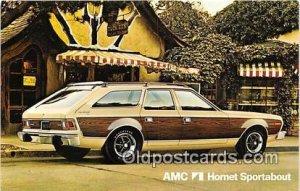 AMC Hornet Sportabout Auto, Car Unused