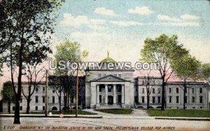Presbyterian College for Women in Charlotte, North Carolina