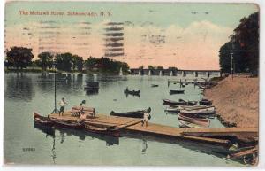 Mohawk River, Schenectady NY