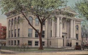 Illinois Moline Public Library