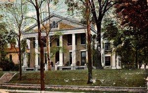 New York Buffalo Ansley Wilcox Residence 1908