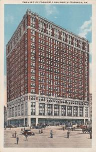 PITTSBURGH , Pennsylvania, 00-10s : Chamber of Commerce Building