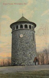 WILMINGTON , Delaware , 1910 ;  Water Tower