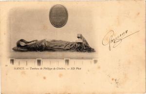 CPA Nancy-Tombeau de Philippe de Gheldre (187215)