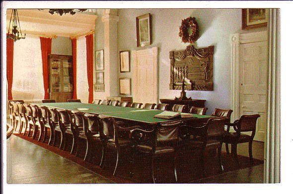 Confederation Room, Charlottetown, Prince Edward Island, Interior