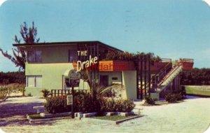 THE DRAKE APARTMENT HOTEL Treasure Island ST. PETERSBURG, FL 1952