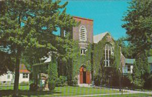 Michigan Algonac The Episcopal Church Of Wrens 1973