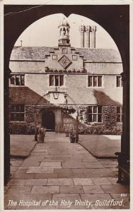 RP, The Hospital Of The Holy Trinity, Guildford (Surrey), England, UK, PU-1953