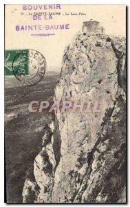 Postcard Old Sainte Baume Saint Pilon