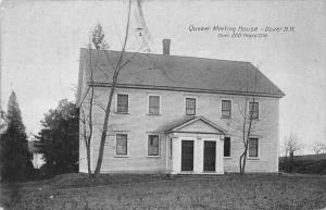 25487 NH, Dover, Quaker Meeting House,Over 200 years old