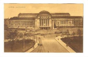 Leipzig , Germany, 00-10s ; Hauptbahnhof
