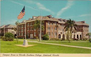 Campus Scene, Florida Southern College, LAKELAND, Florida, 40-60´s