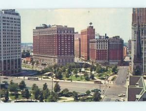 Pre-1980 BUILDING Detroit Michigan MI ho0835