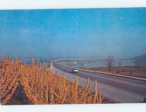 Pre-1980 DAM SCENE Chattanooga Tennessee TN G6399