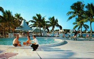 Florida Keys North Key Largo Ocean Reef Swimming Pool