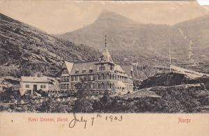 Norway Merok Hotel Unionen