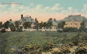 MONTPELIER , Vermont , PU-1911 ; Heaton Hospital