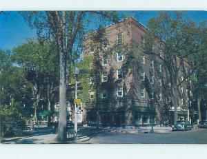 Pre-1980 HOTEL SCENE Glens Falls - Lake George New York NY AE1066