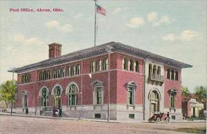 Ohio Akron Post Office