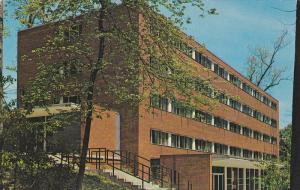 Davis and Elkins College,  Elkins,  West Virginia,   40-60s