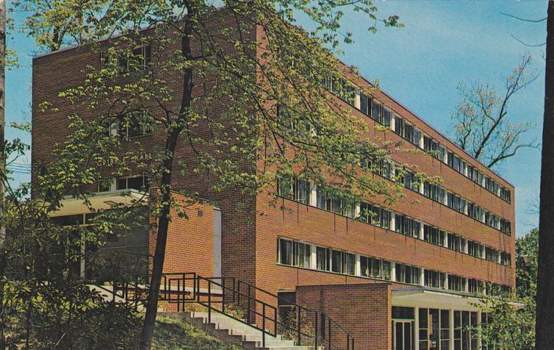 Davis and Elkins College,  Elkins,  West Virginia,   40-60s