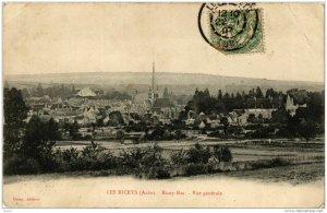 CPA Les RICEYS RICEY-BAS Vue generale (722905)