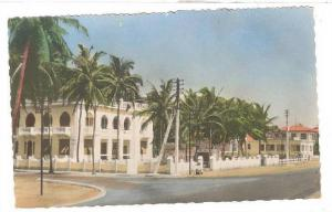RP; Hand -tinted, La Mairie, Lome, Togo, 00-10s