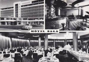 Hotel Saga , Hagatorg , Reykjavik , Iceland , 30-50s