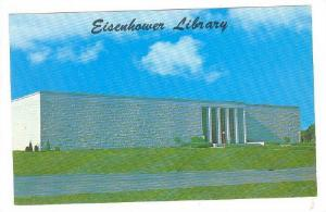 Dwight D. Eisenhower Library, Abilene, Kansas, 40-60s