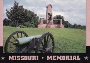 Missouri Memorial Vicksburg National Miltary Park Vicksburg Mississippi