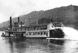 JD Ayres Steam - Ohio