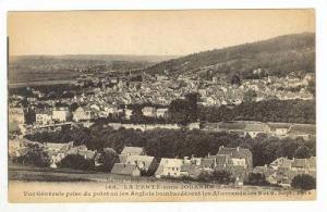 Vue Generale Prise Du Point Ou Les Anglais Bombarderent Les Allemands Les 8 E...