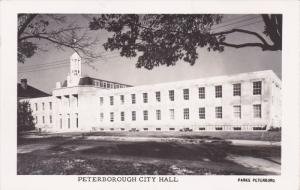 RP: City Hall , PETERBOROUGH , Ontario , Canada , PU-1955