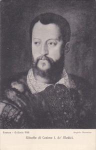 Ritratto di Cosimo I. de' Medici by Angiolo Bronzini Galleria Pitti Firenze I...