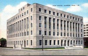 Mississippi Jackson Post Office