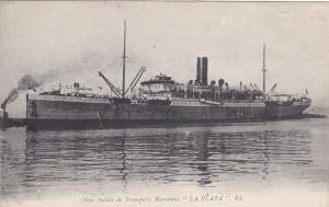 Societe de Transports Maritimes LA PLATA , Ocean Liner , 00-10s