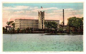 Rhode Island  Artic , Crompton Velvet & Corduroy Mill