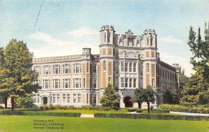 USA Norman Holmberg Hall University of Oklahoma