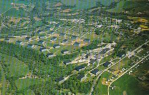 Kentucky Bardstown Aerial View Barton Distilling Company & Barton Museum Of W...